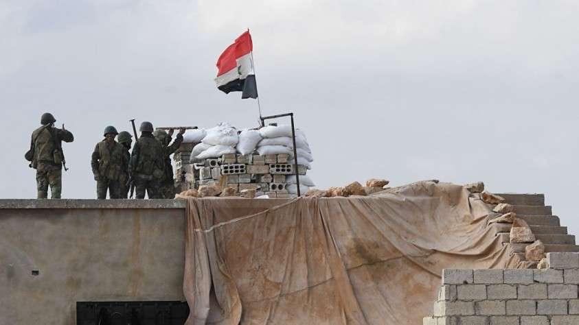 Коалиция США ударом поддержала атаку боевиков ИГИЛ против сирийской армии