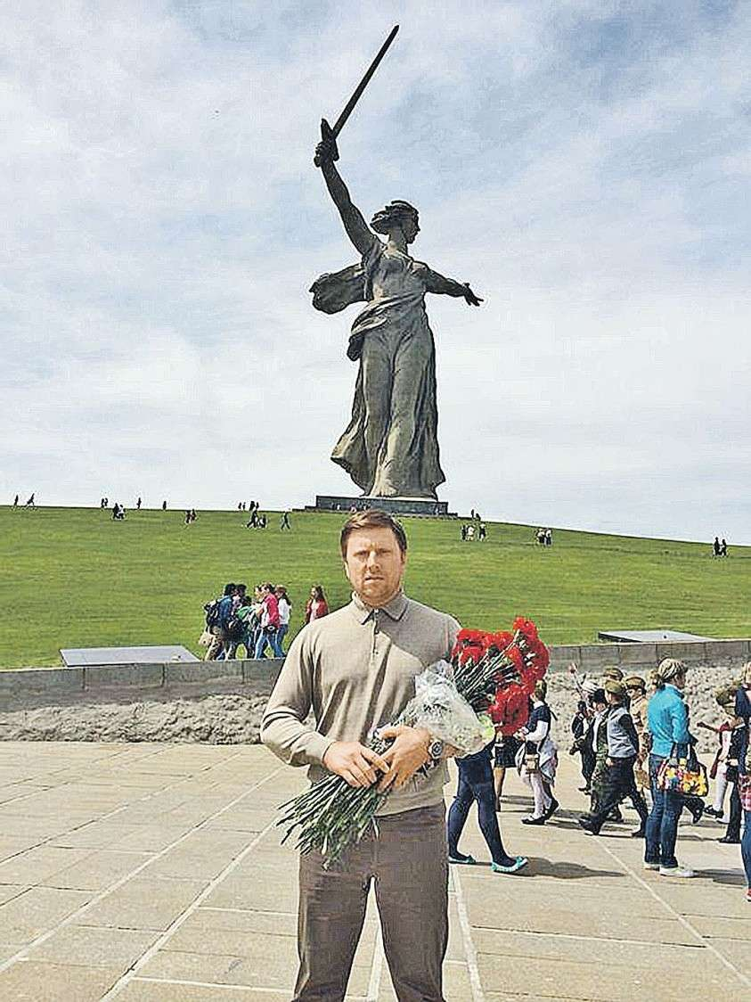 Алексей Эккерт. Фото: Семейный архив