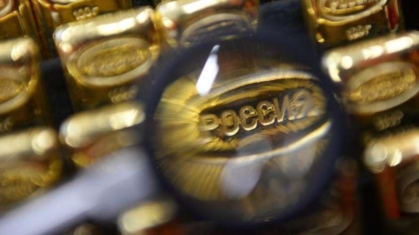 По примеру России центробанки меняют доллары на золото