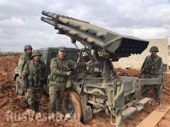 Сирийская армия изгнала силы Коалиции США с важного участка фронта | Русская весна