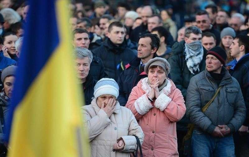 На Украине отказываются верить в «оккупацию Россией», которой пугает Порошенко