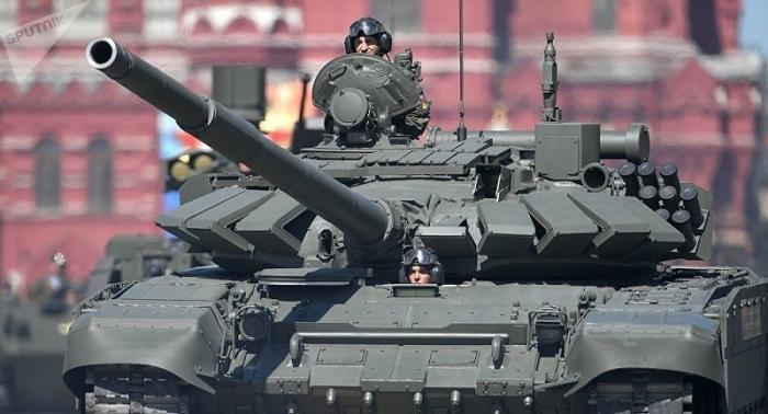 На что способна новейшая версия российского танка Т-72
