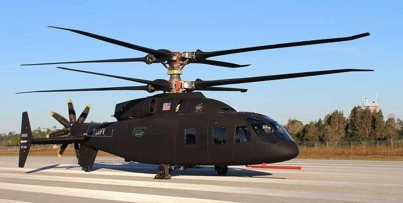 Что придет на смену боевым вертолетам России и США?