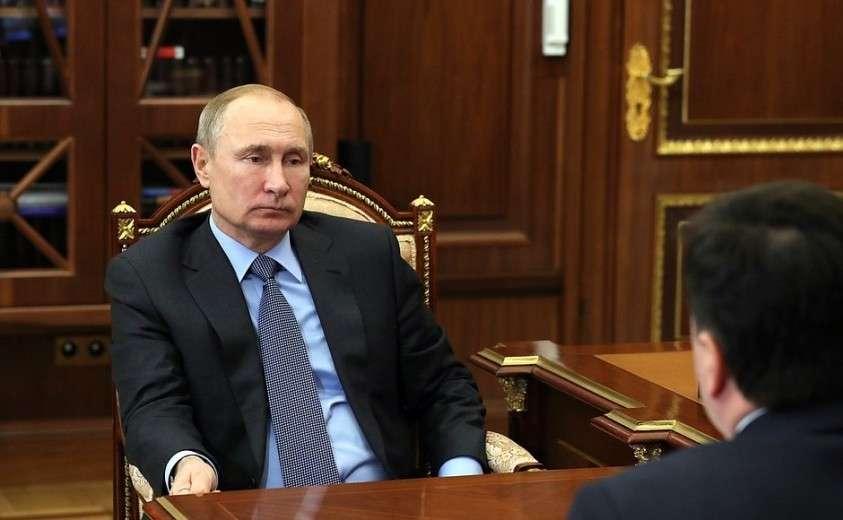 Навстрече сгубернатором Московской области Андреем Воробьёвым.
