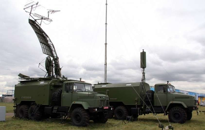 Украинская «Кольчуга-М» помогает израильским террористам наносить удары по Сирии