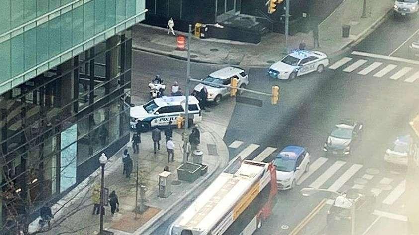 Взрыв прогремел в метро Вашингтона