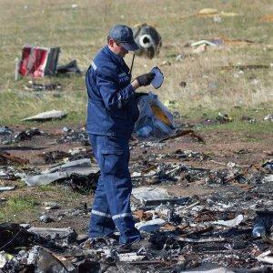 Четыре голландских эксперта в понедельник побывали на месте крушения самолета Boeing