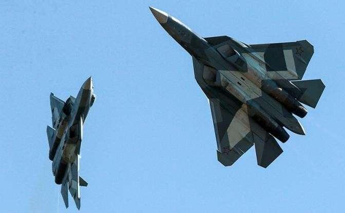 Американцы сравнивают наш Су-57 с очень опасным слепым психопатом