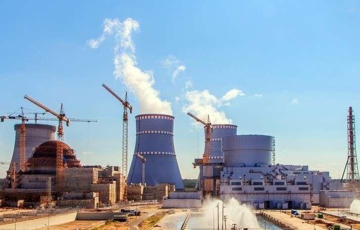 ВРоссии идет строительство 14-ти крупных электростанций
