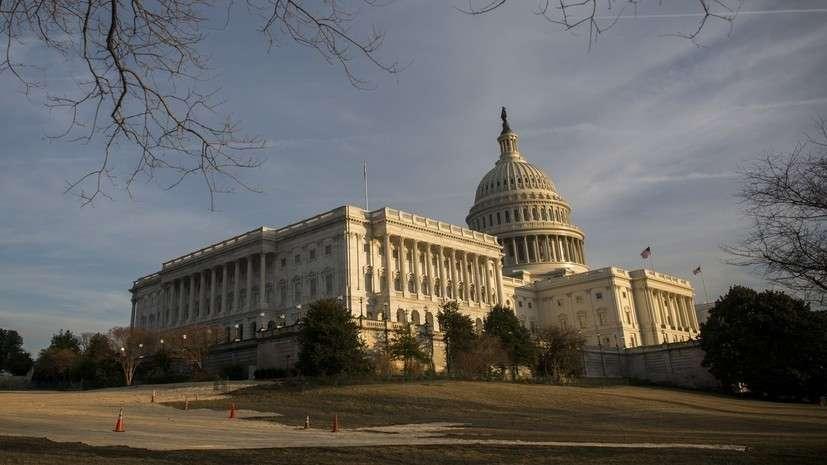 Цинизм США зашкаливает: сенат одобрил введение санкций против Сирии и её союзников