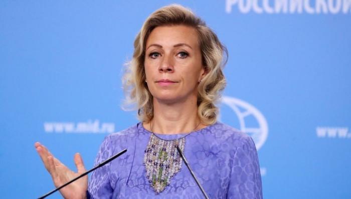 «Порошенко осатанел»: Захарова ответила на упреки России в бедности Украины