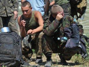 Группа военных из Сум перешла на сторону армии Новороссиии