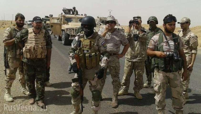 Битва при Евфрате: российский доброволец рассказал о страшном бое с армией США и ИГИЛ в Сирии