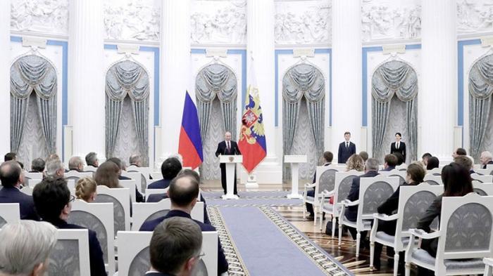 Владимир Путин – о создании в России передовых образовательных и исследовательских институтов
