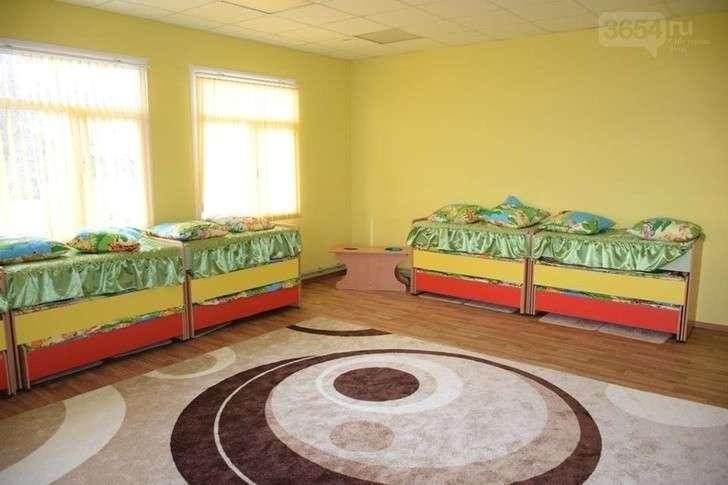 Модульный детский сад на100 мест открыт вКрыму