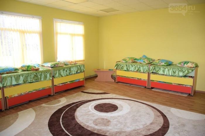 В Крыму открыт новый модульный детский сад на100 мест