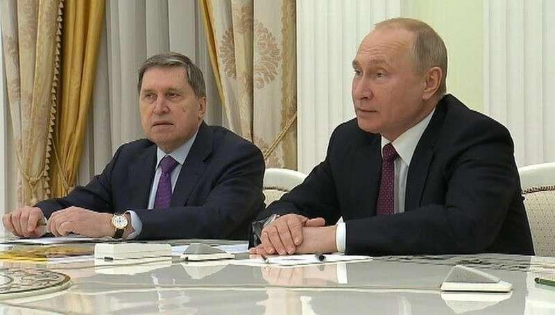 Владимир Путин обсудил будущее British Petroleum в России с главой компании