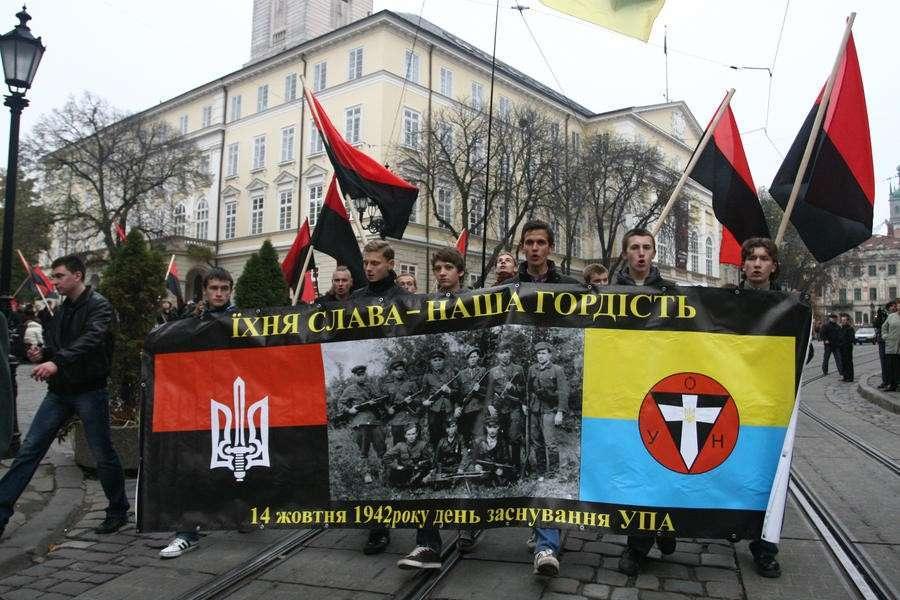 Украинские националисты в годовщину образования УПА угрожают расправой православным священникам