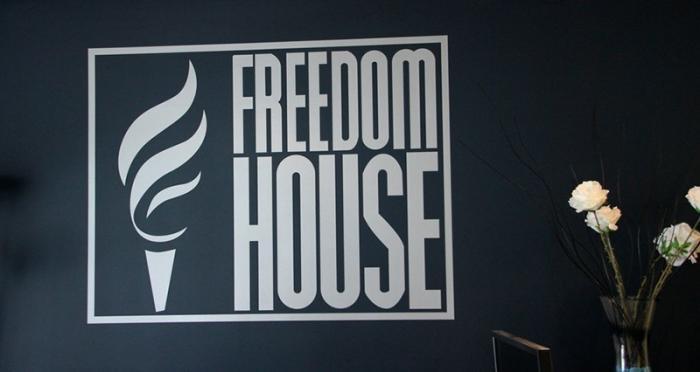 Сионисты теряют контроль над миром, бьёт тревогу Freedom House