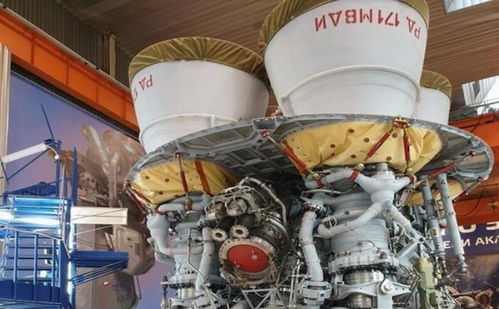 В России собран самый мощный в мире ракетный двигатель РД-171МВ