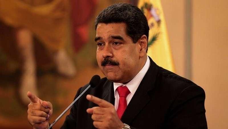 Николас Мадуро: США выдумали кризис в Венесуэле, чтобы организовать военное вторжение