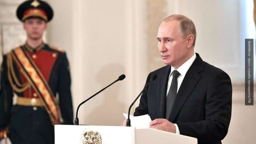 Послание Федеральному Собранию Владимир Путин огласит 20 февраля
