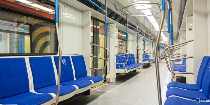 ВМосковском метро начались испытания нового поезда «Москва-2019»