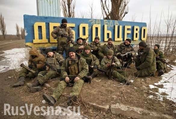 Дебальцевский котёл: битва за Углегорск 4 года спустя | Русская весна