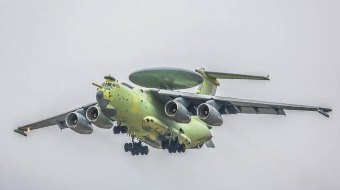 «Летающий радар» А-100 приступил к лётным испытаниям