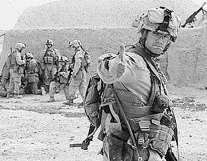 Особую роль в Пентагоне отводят обучению солдат