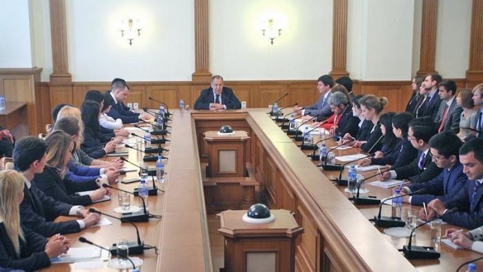 Как в России выращивают молодую смену дипломатов-патриотов