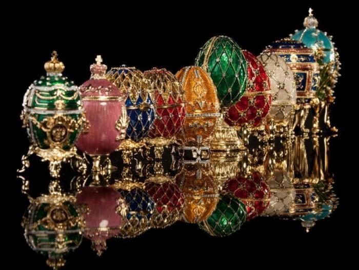 Как иудейская власть России продавала царские сокровища оптом и на развес