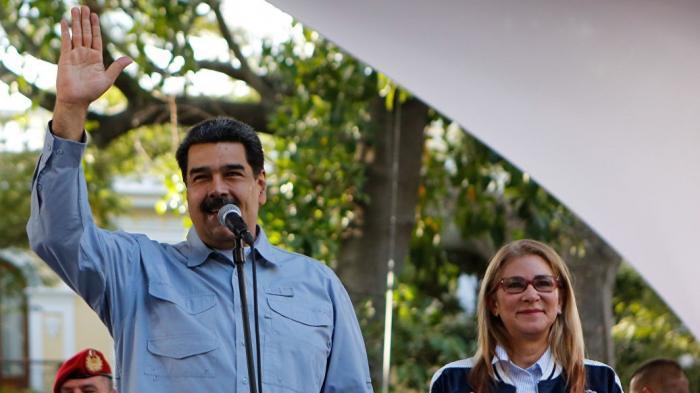 Николас Мадуро дал старт крупнейшим в истории Венесуэлы военным учениям