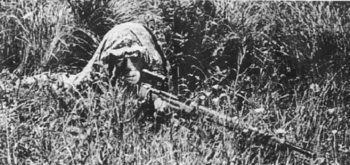 Почему немцы проигрывали дуэли снайперов русским?