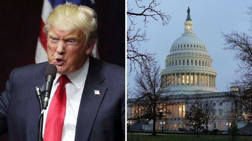 Стена Трампа: в Белом доме допустили возобновлением шатдауна