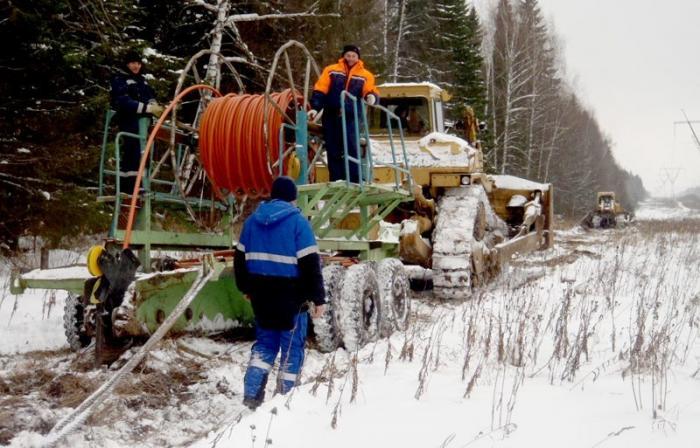 Якутия. Запущен оптоволоконный интернет исотовая связь 4G