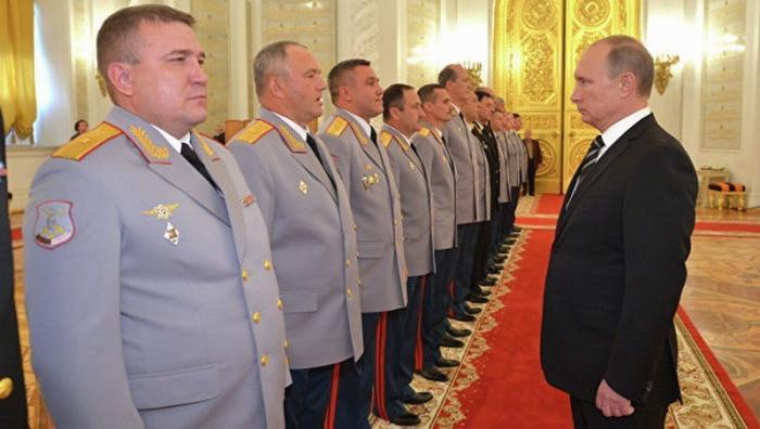 Кому из силовиков не доверяет Президент Владимир Путин?