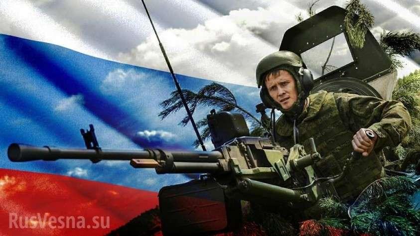 Российские военные сбили над Крымом иностранный беспилотник