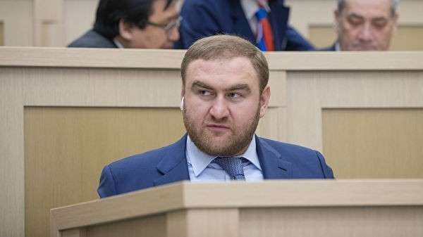 Член Комитета Совета Федерации по экономической политике Рауф Арашуков