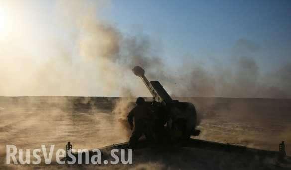 Зачем армия США учатся стрелять из российских гаубиц Д-30? | Русская весна
