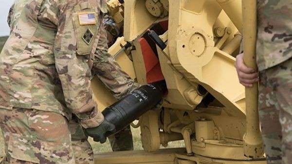 Зачем армия США учатся стрелять из российских гаубиц Д-30?