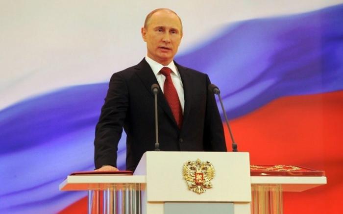 Владимир Путин создает новую модель русского государства