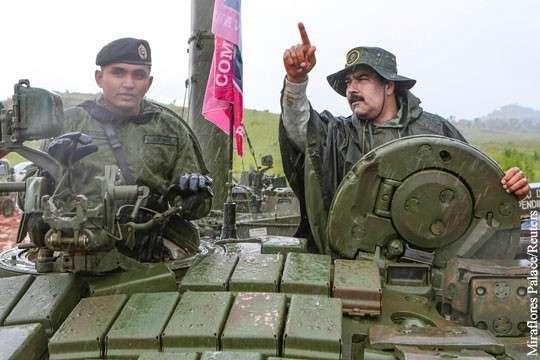 Как США планируют победить Мадуро и армию Венесуэлы и армию Венесуэлы
