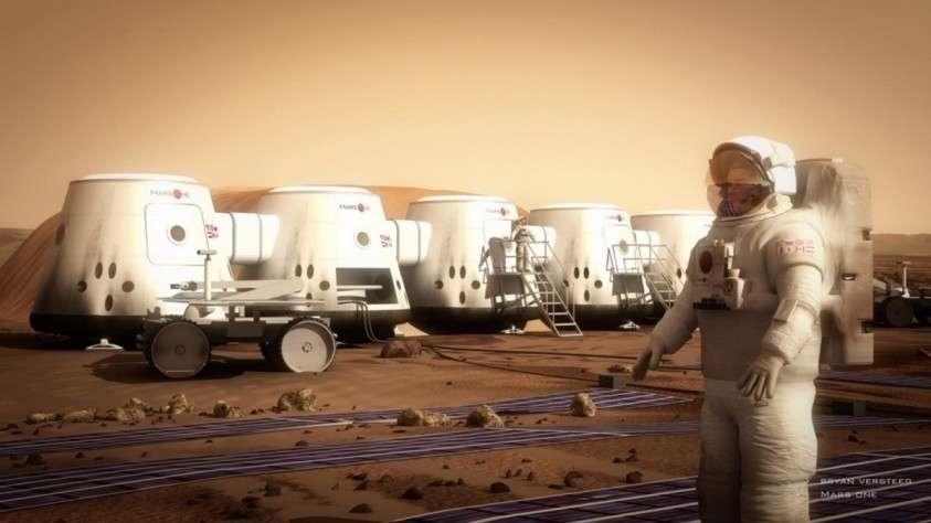 Афера с колонизацией Марса провалилась, компания Mars One Ventures AG обанкротилась