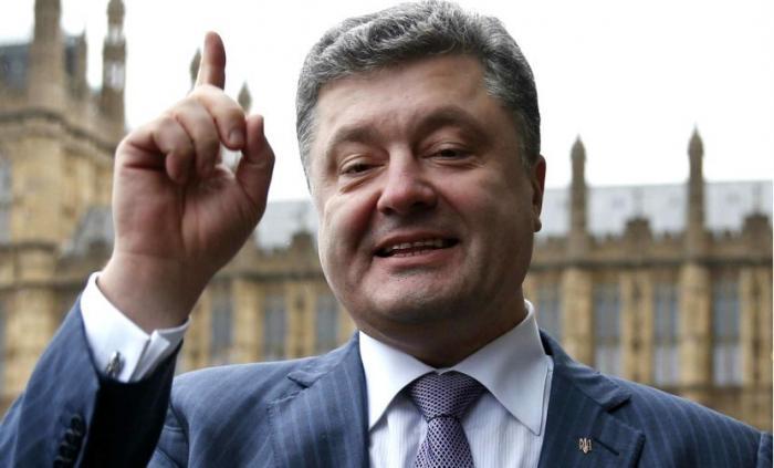 Порошенко пытается найти новые варианты развода украинского электората