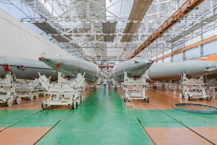 Как выглядит «цитадель» российского ракетостроения – РКЦ «Прогресс»