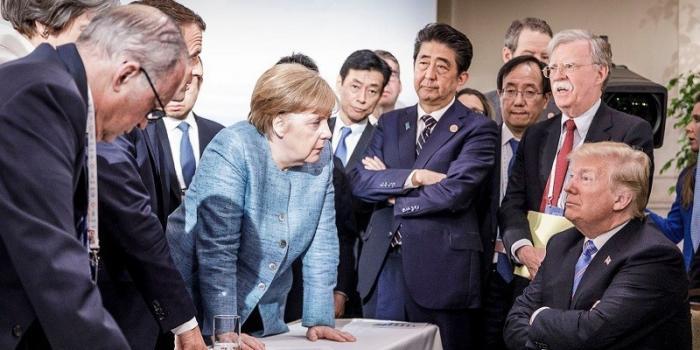 Почему элиты Германии относятся к США хуже чем русские?