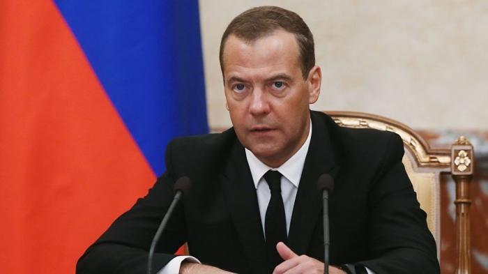 Дмитрий Медведев о стратегических целях развития России