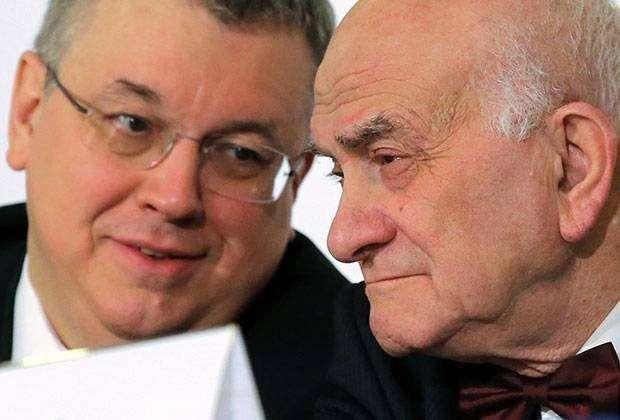 Либеральная «элита» России довольна своим статусом колониальной обслуги сионистов