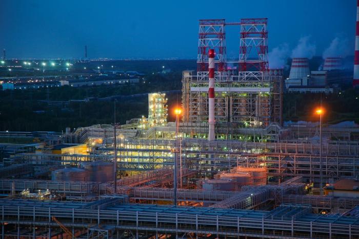 «Татнефть» запустила в Нижнекамске новый нефтеперерабатывающий завод